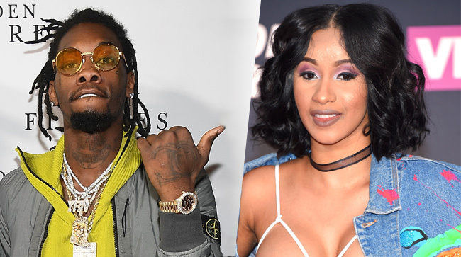 Cardi B Reveals New Offset Tattoo Photo: Cardi B Finally Reveals The Reason She's Staying With